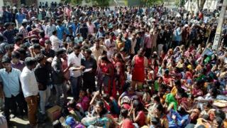 போராட்டத்தில் களமிறங்கிய கல்லூரி மாணவர்கள்