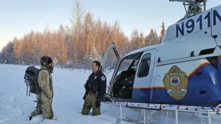Alaska authorities rescue Tyson Steele