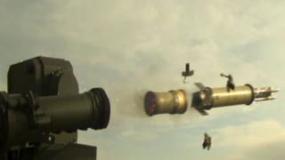 Thales missile