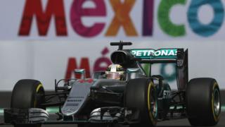 Lewis Hamilton ganó la carrera en 2016