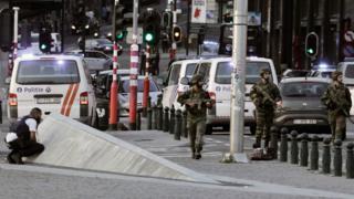 Brussels, Belgia, teror