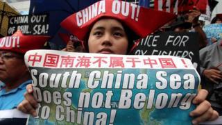 Làn sóng chống Trung Quốc tăng cao tại Philippines trong thời gian gần đây.