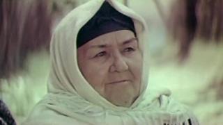 "Зайнаб Садриева ""Суюнчи"" фильмида Анзират буви ролини ўйнаган"