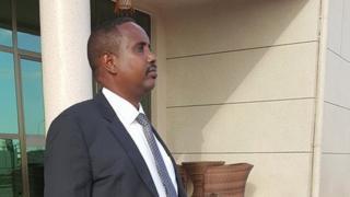 Pireezidantii Abdi Mohamoud Omar