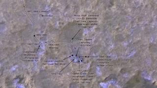 Mapa de Mhàrs