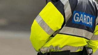 Garda (Irish police) office