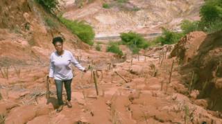 Nanka Erosion
