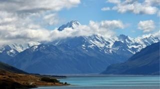 ซีแลนเดีย, ทวีปที่ 8, นิวซีแลนด์, แผนที่โลก