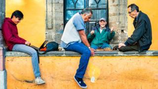 Район Койоакан: вкусная уличная еда, колониальный облик, домашняя атмосфера