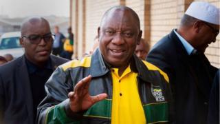 Cyril Ramaphosa, le président sud-africain, devrait être investi par les députés ANC pour un nouveau mandat, dès le 25 mai.