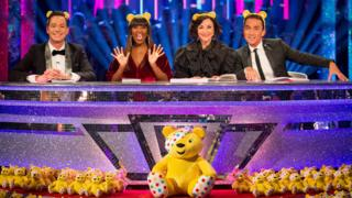 Craig Reeve Forwood, Mozzi Mabuse, Shirley Ballas, Bruno Tonioli