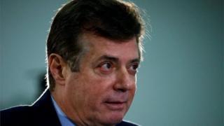 """آقای منافورت پذیرفته است که عنوان مشاور سیاسی در اوکراین کار کرده ولی اتهام دریافت پول نقد را """"بیپایه، احمقانه و بیمعنی"""" خوانده است"""