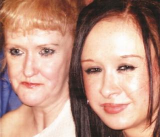 Karen Hales (left) and Jade Hales (right)
