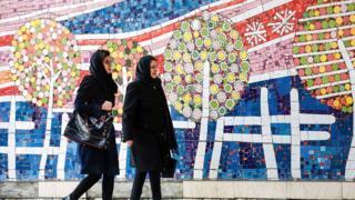 Iran, perempuan,