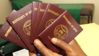 Malian passports