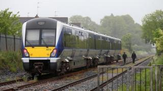Lurgan train