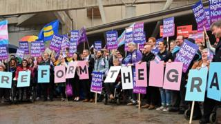 Trans campaigners