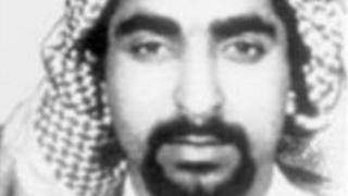 Ahmed al-Mughassil (file)