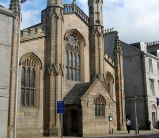 St Andrew's Aberdeen