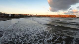Eyemouth waters