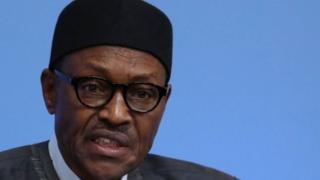 Shugaba Muhammadu Buhari na Najeriya, ya sha alwashin ceto 'yan matan sakandiren Dapchi