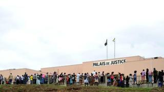 Un service minimum a été instauré dans les tribunaux au Gabon en raison de la grève des magistrats.