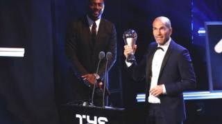 Le technicien français a réussi à remporter pour la deuxième année consécutive la Ligue des champions en juin, en plus de s'adjuger le titre de champion d'Espagne.