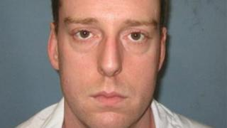 Death row inmate Ronald Bert Smith Jr.