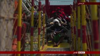 افزایش شمار پناهجویان از مبدا لیبی