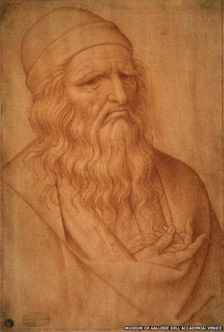 Leonardo 'claw hand' stopped him painting