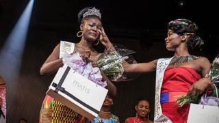 Beauty Pageant for Ghana