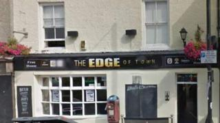 The Edge of Town pub in Northampton