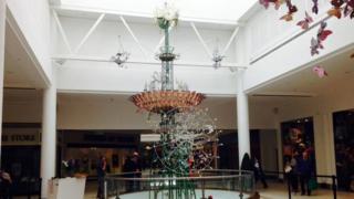 Emett Clock Nottingham