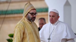 Le roi du Maroc a invité le pape François à passer deux jours dans son pays.