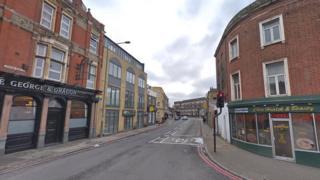 Lewisham Road, Deptford