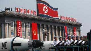Korea Utara, rudal, Pyongyang
