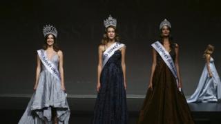 Miss Turkey winners 2017