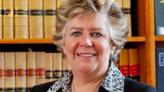 Lord Justice Clerk Lady Dorrian is heading the short-term working party