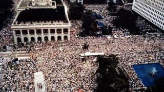 香港5.21 百萬人大遊行