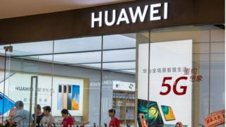 Huawei faces growing pressure as tensions rise between Beijing and the West.