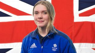 Ellie Soutter soñaba con clasificar a las Olimpiadas de Invierno de Pekín en 2022.