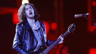 Irish singer songwriter Hozier