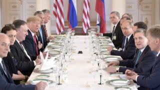 Путін та Трамп