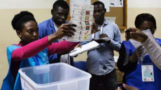 Votants Angola