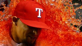 Odor se ha convertido en una pieza clave para los Rangers de Texas.