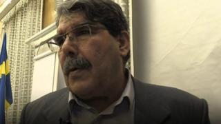 PYD eski eş genel başkanı Salih Müslim