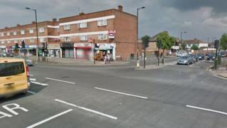 Junction of Nightingale Road and Hertford Road