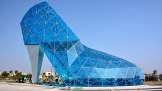 glass shoe