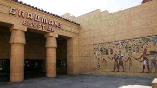 المسرح المصري في هوليوود