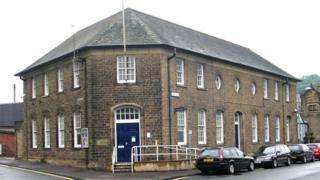Sowerby Bridge police station